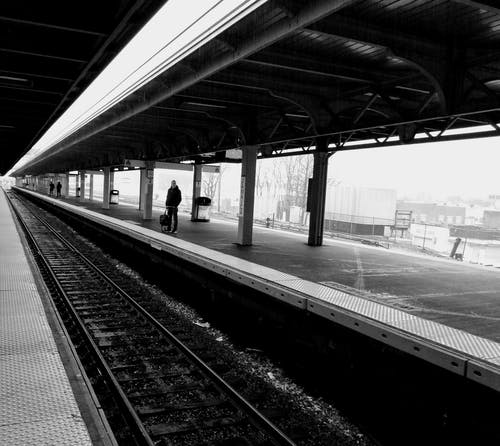 คลังภาพถ่ายฟรี ของ สถานีรถไฟ