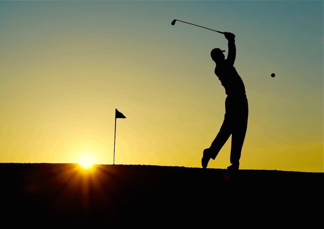 Fajar, golf, hobi