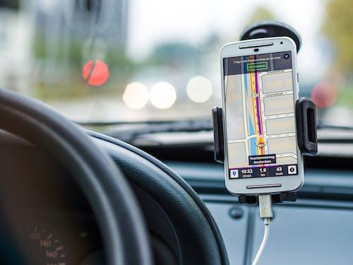 GPS, アプリ, コミュニケーション, スマートフォンの無料の写真素材