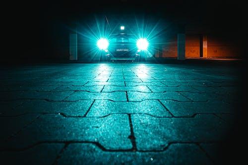 Kostenloses Stock Foto zu amerikanisch, beleuchtung, ford, ford leistung