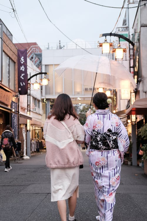 Free stock photo of japanese culture, kimono
