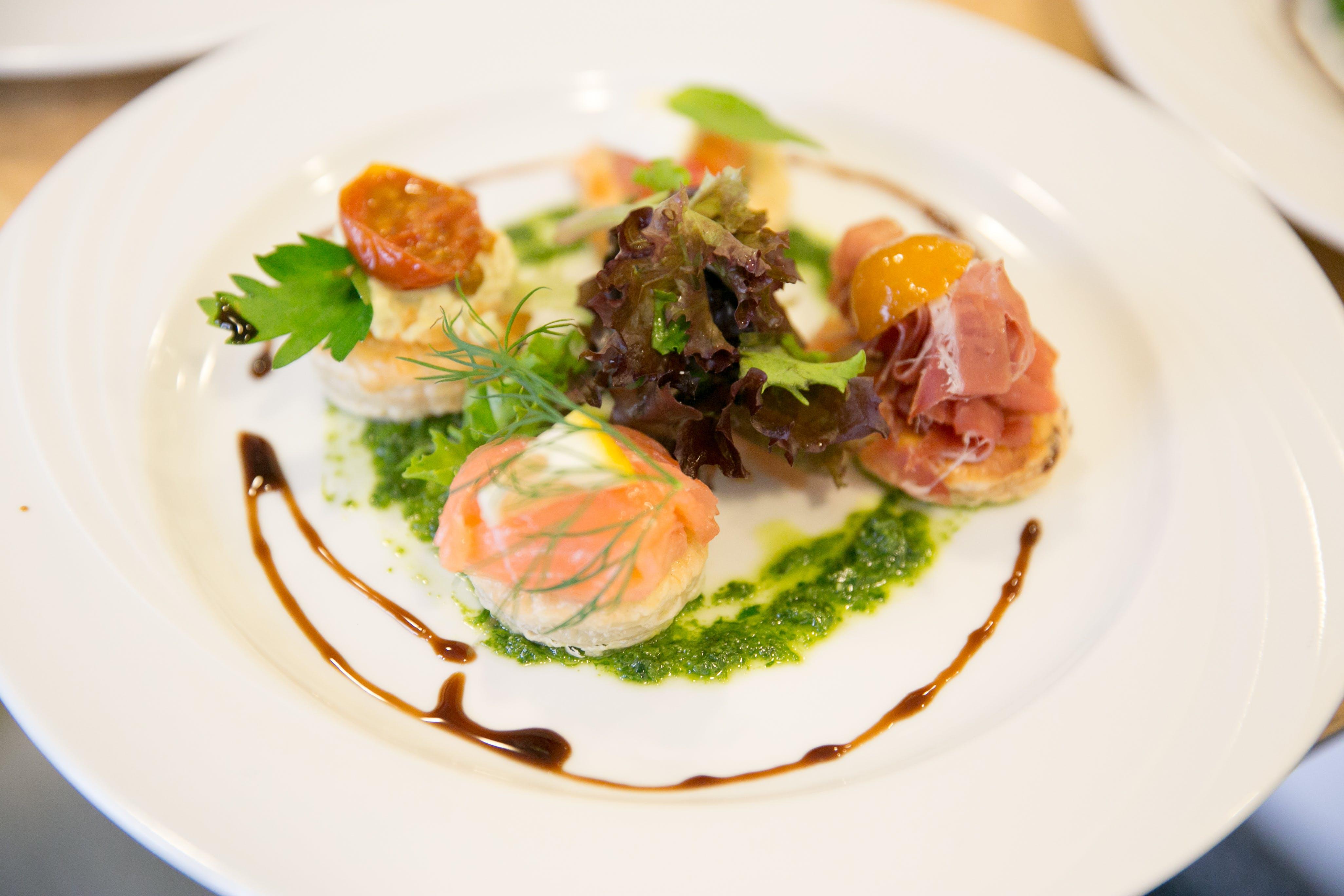 Gratis lagerfoto af cuisine, delikat, Epicure, grøntsager