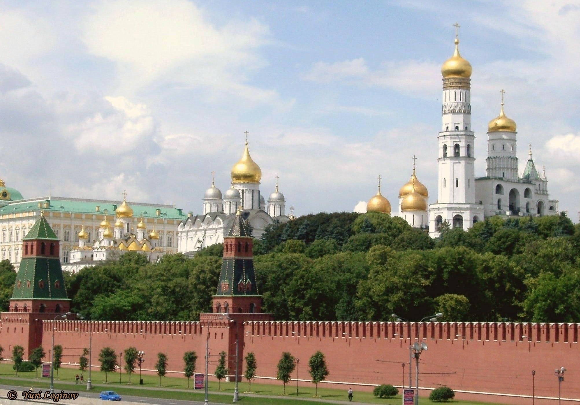 Ivan the Great Bell Tower, moscow, Moscow Kremlin