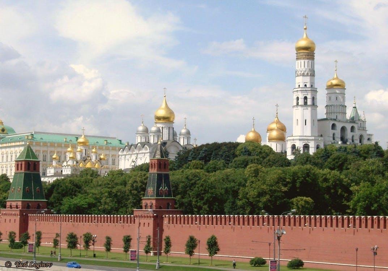 Москва, Московский Кремль, Колокольня Ивана Великого