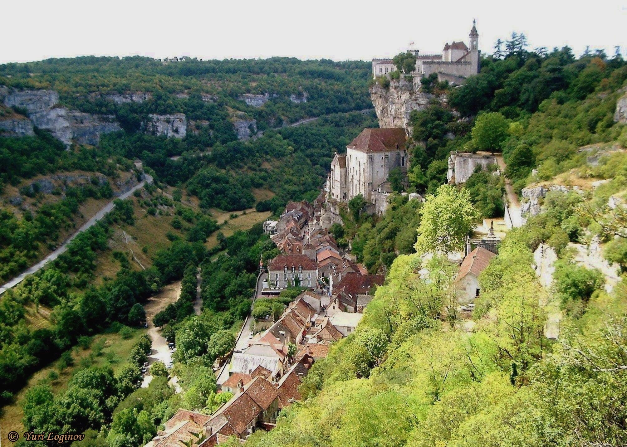 Free stock photo of france, Rocamadour