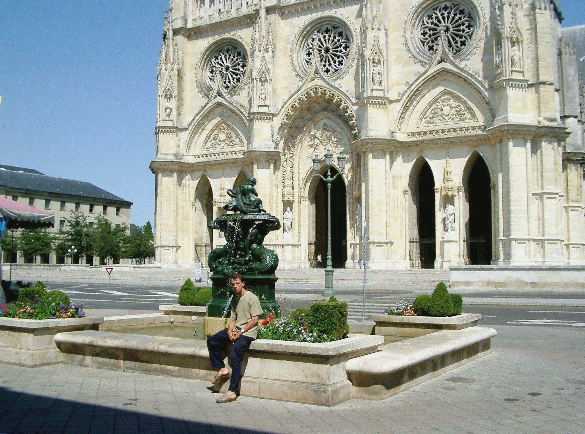Free stock photo of france, orleans, Cathédrale Sainte-Croix d'Orléans, Orléans Cathedral