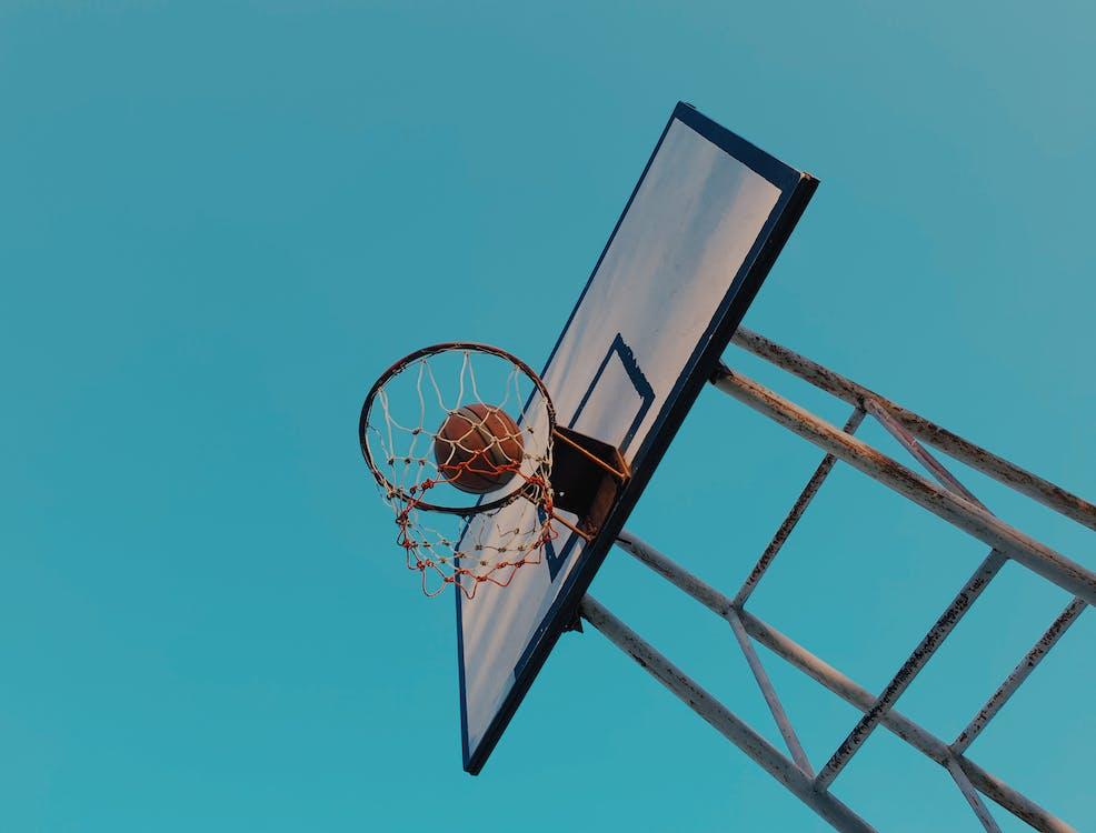 basketbal, basketbalový Kôš, basketbalový prsteň