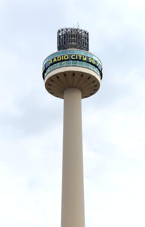 Безкоштовне стокове фото на тему «вежа, ліверпуль, радіо міська вежа»