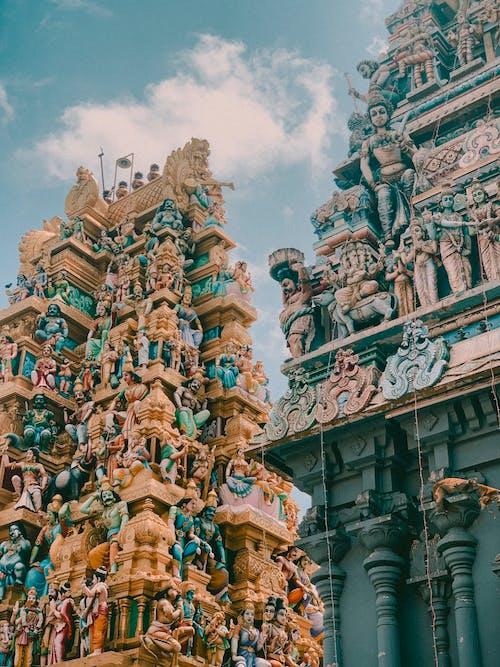 Free stock photo of sri lanka, temple