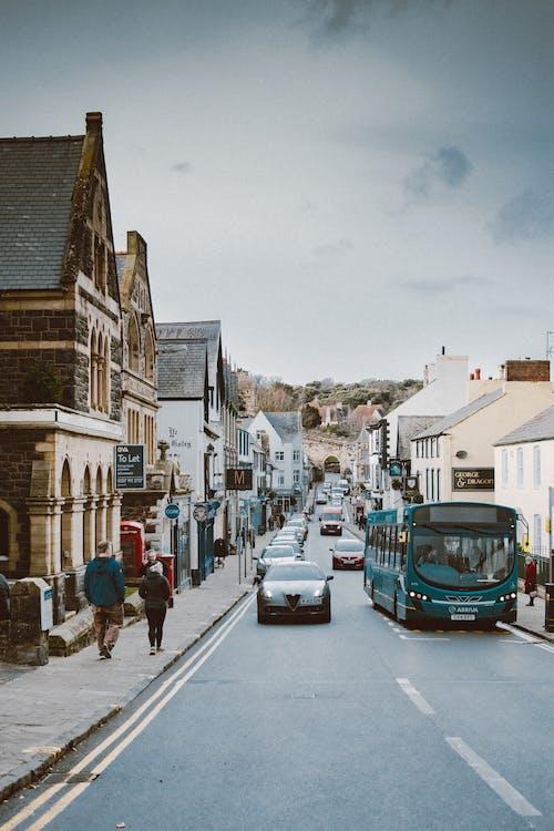 cloudscape, アスファルト, イギリス, ウェールズの無料の写真素材
