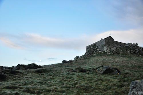 Základová fotografie zdarma na téma kaple, ostrov