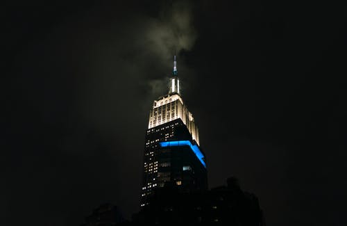 Empire State Building during Night