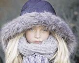 cold, fashion, girl