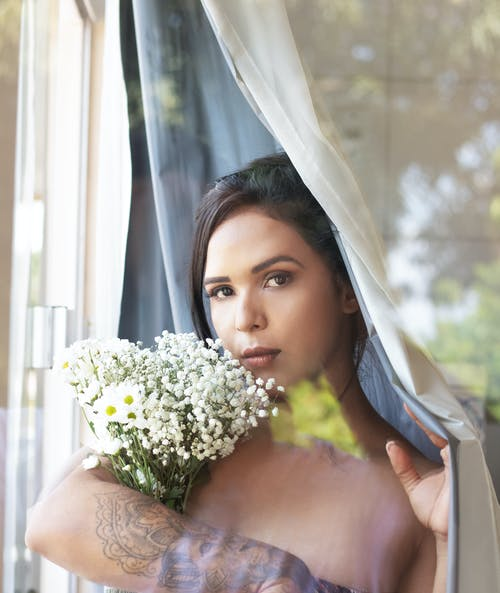 Ilmainen kuvapankkikuva tunnisteilla glamour, Kauneus, kaunis, kimppu