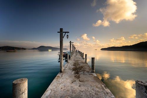 Fotos de stock gratuitas de agua, amanecer, anochecer, cielo