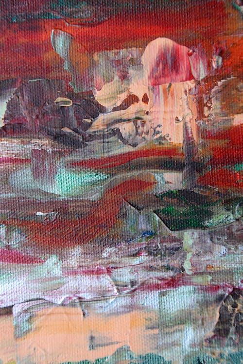 Photos gratuites de abstrait, acrylique, art, art abstrait