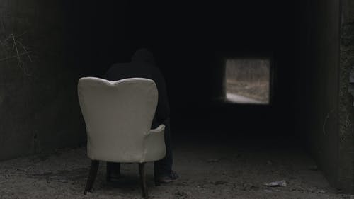 Základová fotografie zdarma na téma nenasycené, stezka, tmavý, tunel