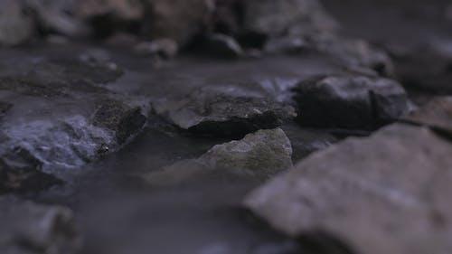 Základová fotografie zdarma na téma kameny, led, makro, makro fotografie