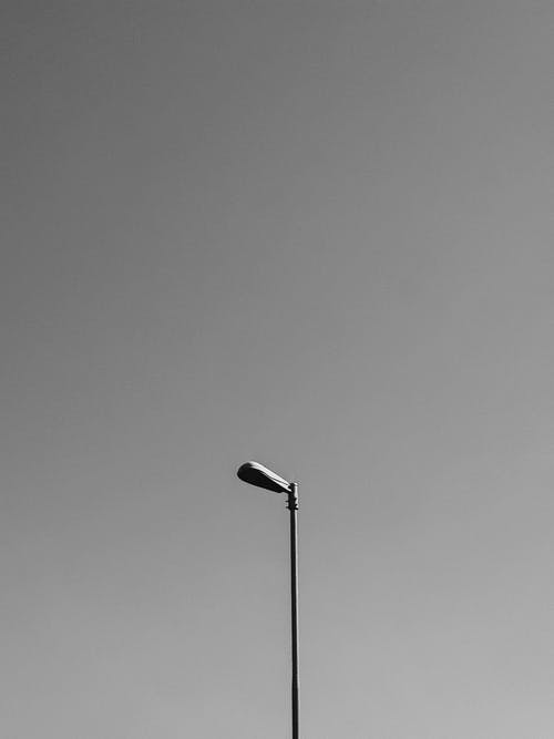 Бесплатное стоковое фото с уличный фонарь, фонарный столб