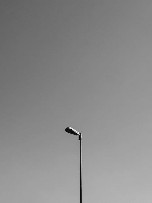 Gray Light Post