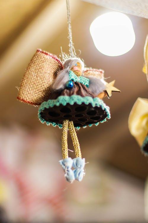 Imagine de stoc gratuită din Crăciun, decorațiuni de Crăciun, lucrat manual