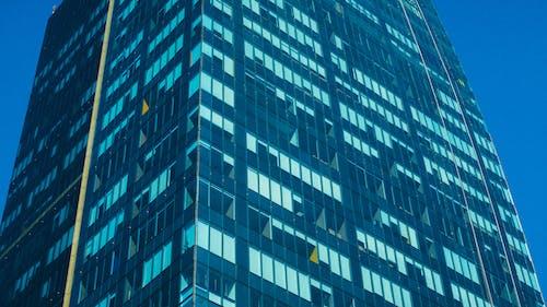 bakış açısı, bina, bina cephesi, çok katlı içeren Ücretsiz stok fotoğraf