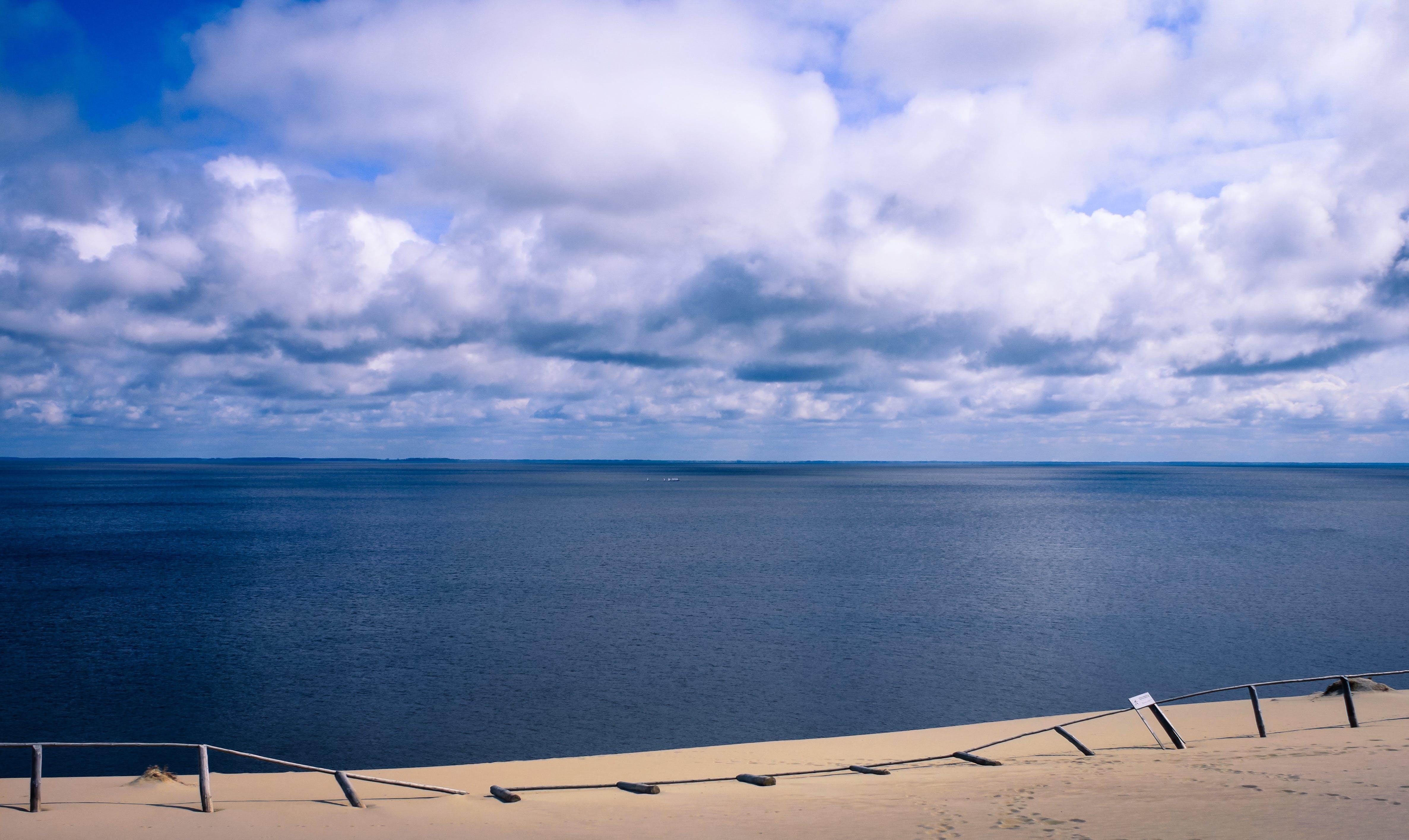 Darmowe zdjęcie z galerii z chmury, czas wolny, horyzont, krajobraz