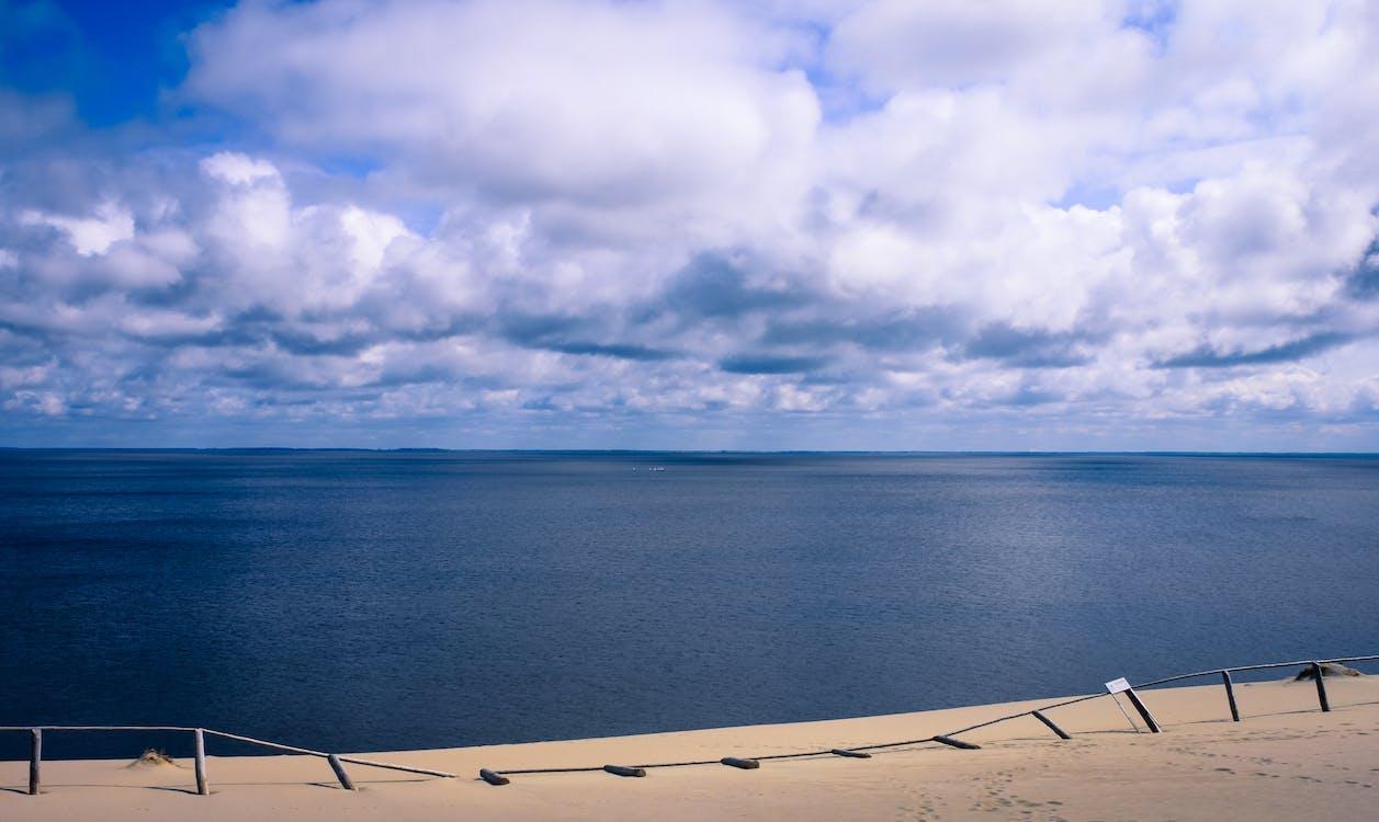 天空的大海風景