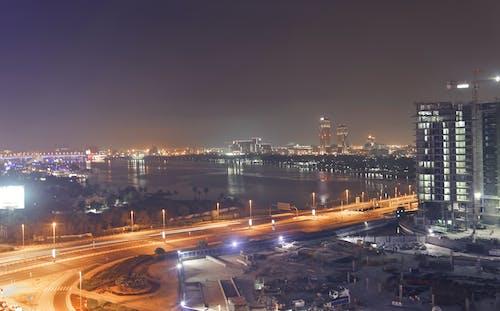 Free stock photo of building, car, city, dubai