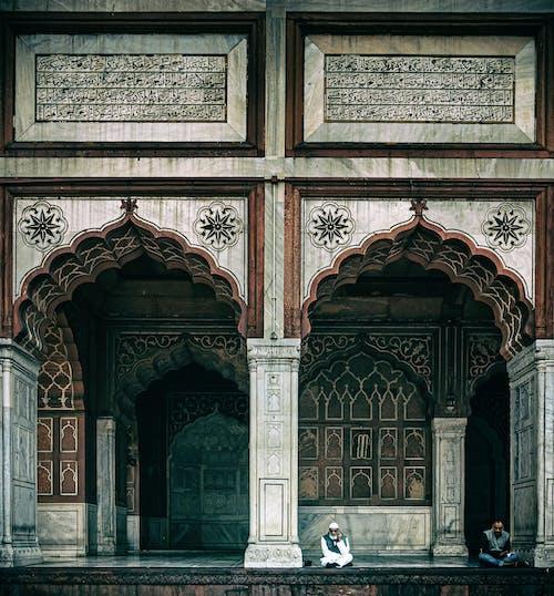 Immagine gratuita di arabo, architettura islamica, india
