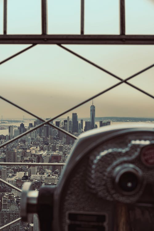 Shallow Focus Photo of Cityscape
