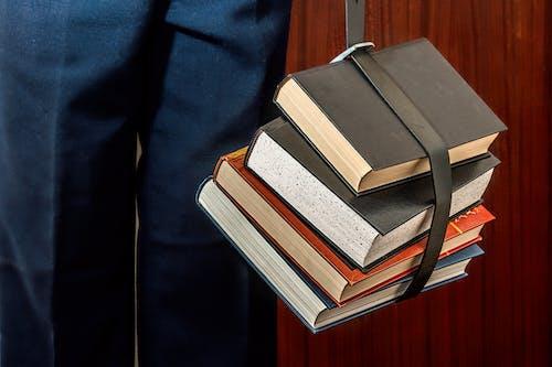 Fotobanka sbezplatnými fotkami na tému domáca úloha, knihy, literatúra, múdrosť