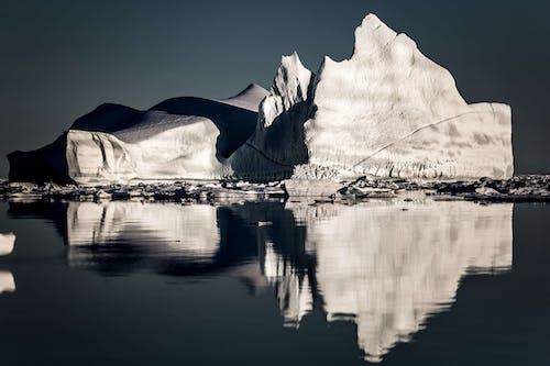 Free stock photo of greenland, ice, iceberg, reflexion