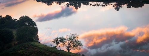 Free stock photo of beautiful sky, clean water, cloud