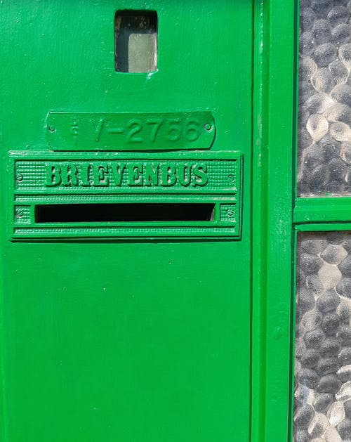 Free stock photo of old mail box