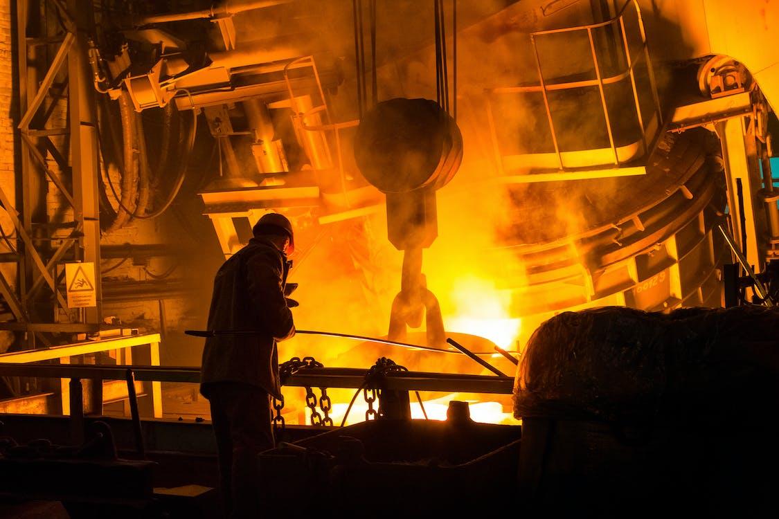 ánh sáng, bàn là, công nghiệp