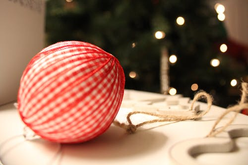 Free stock photo of bauble, bokeh, christmas, christmas background