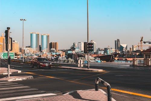 Základová fotografie zdarma na téma auto, centrum města, dopravní systém