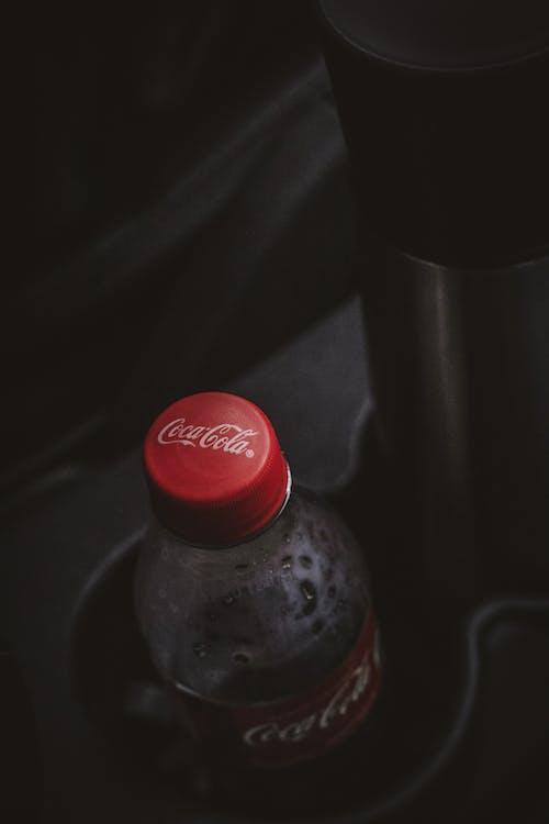 コカコーラ, ボトルキャップの無料の写真素材