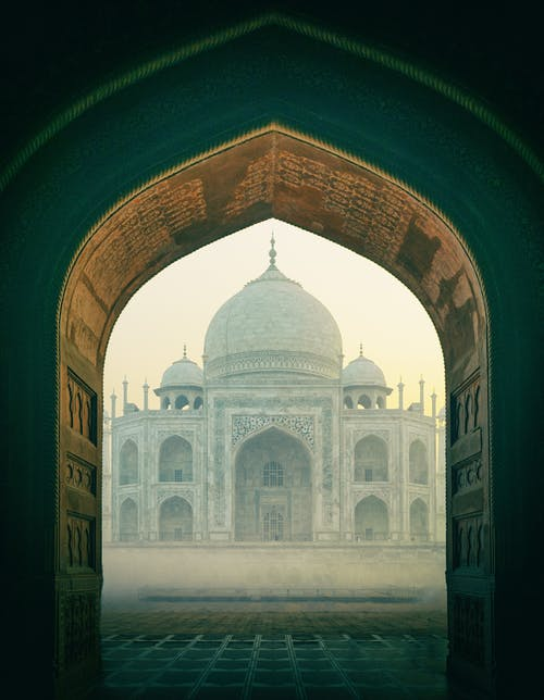 Photos gratuites de agra, architecture, attraction touristique, bâtiment