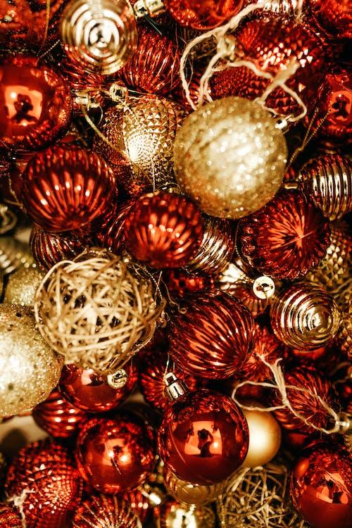 Gratis stockfoto met decoratie, kerstballen, kerstdecor, Kerstmis