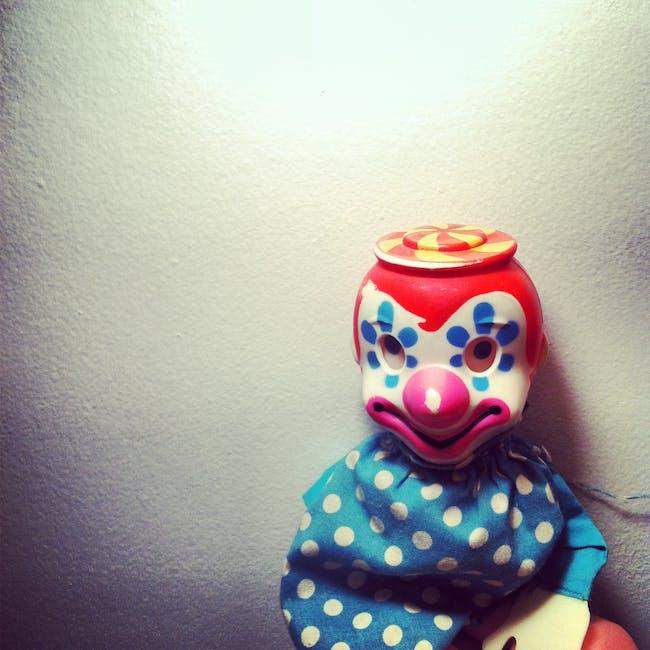 clown, fear, horror