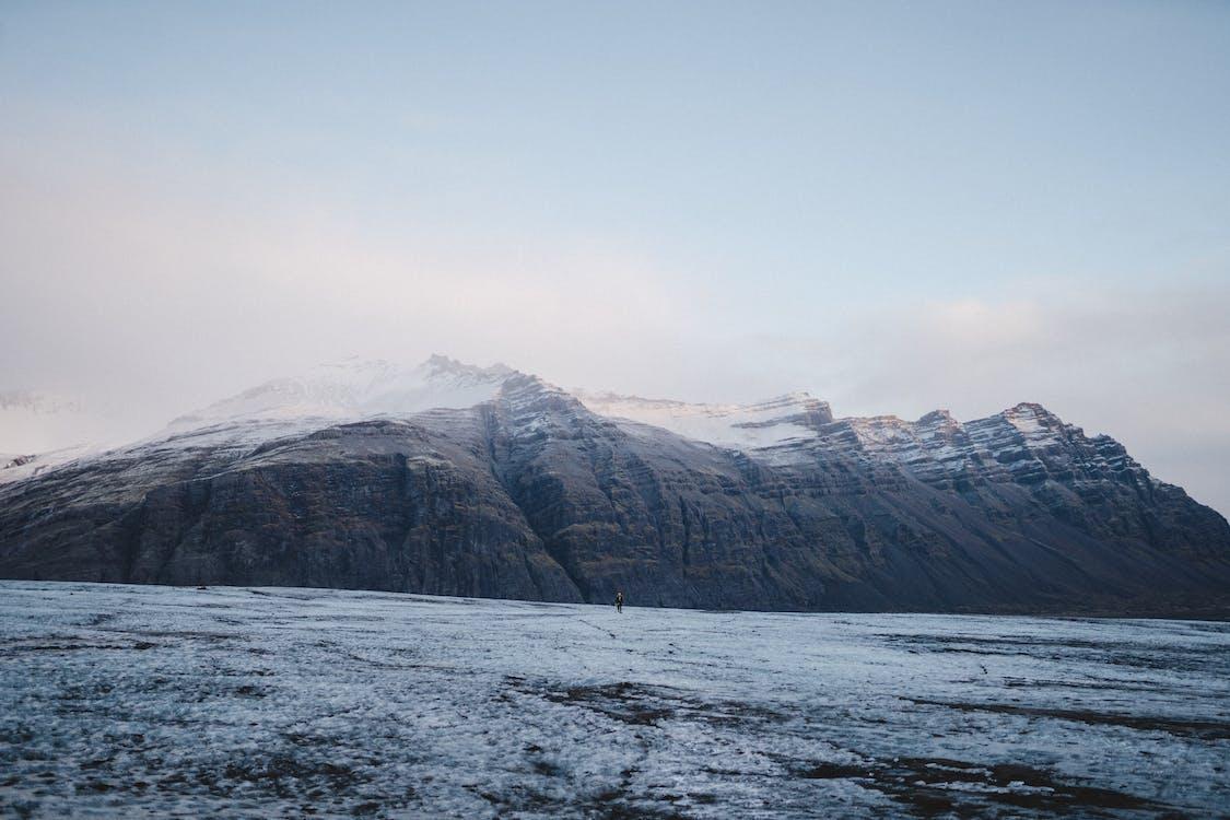 감기, 겨울, 겨울 풍경
