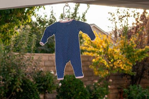 婴儿服装, 服裝, 服飾, 袖 的 免费素材照片