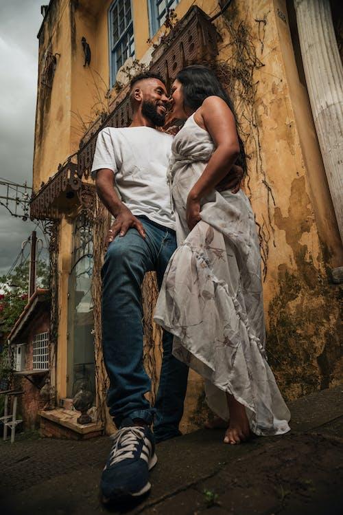 Couple Near Wall