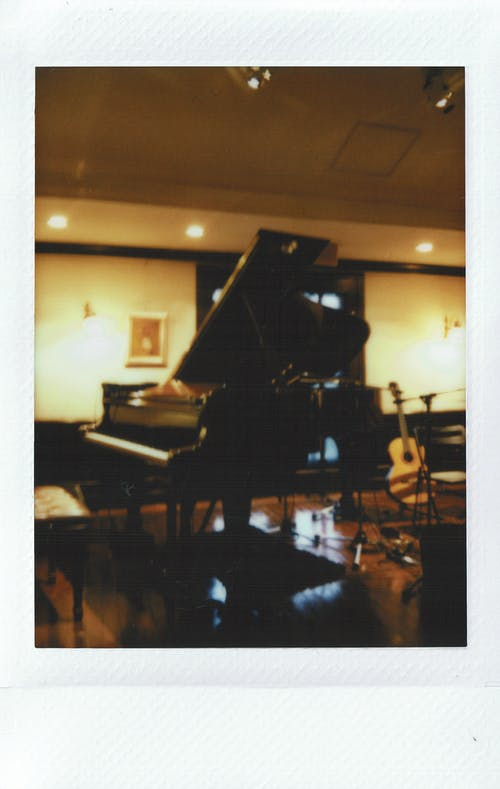 Photo Of Black Grand Piano