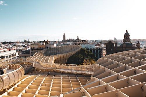 Ilmainen kuvapankkikuva tunnisteilla arkkitehtuuri, Espanja, eurooppa, metalli