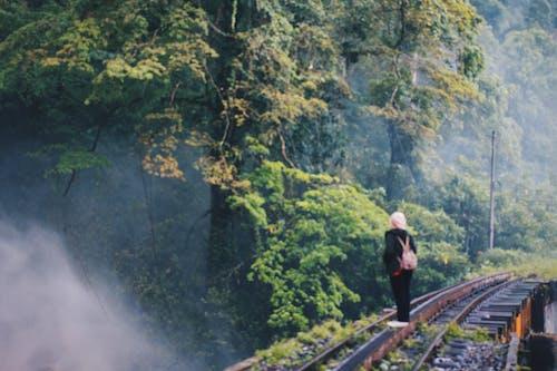 印尼, 多雲的, 天性, 女人 的 免費圖庫相片