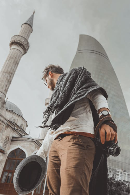 Fotobanka sbezplatnými fotkami na tému azerbajdžan, baku, chlap, človek