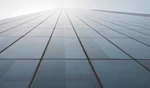 Free stock photo of background, building, crystal, glass